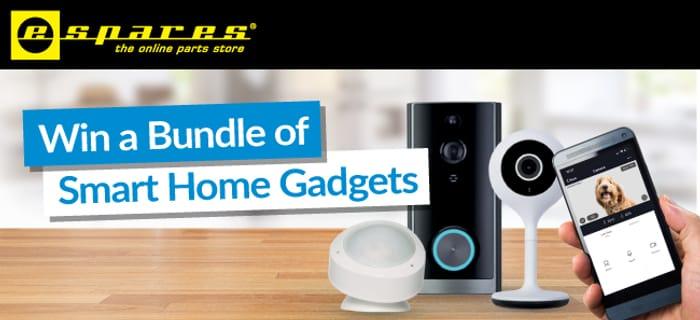 Win a Bundle of Smart Home Gadgets