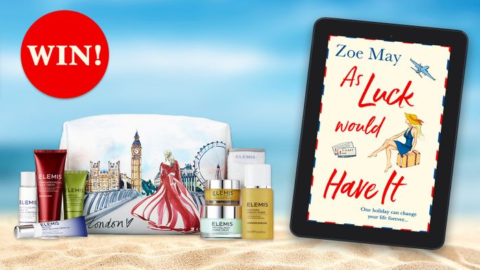 Win a Copy of as Luck Would Have It and an Elemis Traveller Skincare Gift Set!
