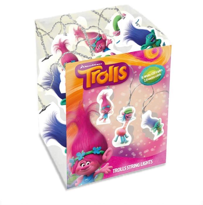 Trolls String LED Lights - Half Price