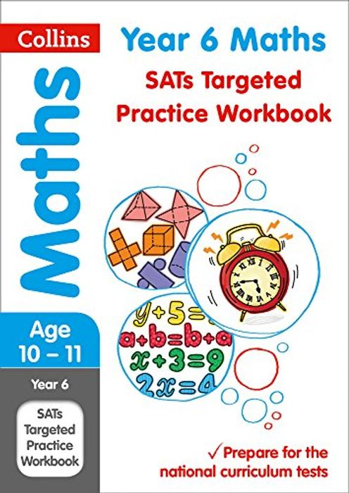 Year 6 Maths SATs Targeted Practice Workbook: for the 2019 tests at Amazon