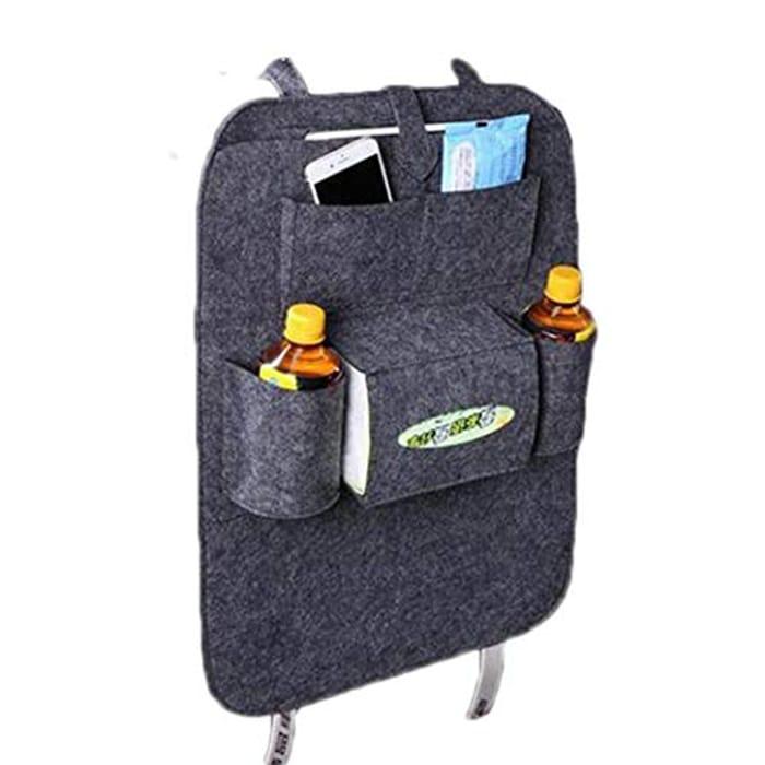 Multi-Pocket Back Seat Car Storage/organiser