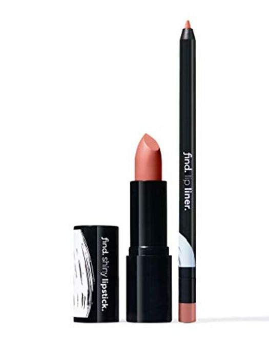 FIND - Lip Kit - Absolute Elegance (Shiny Lipstick no.2 and Lip Liner no.1)
