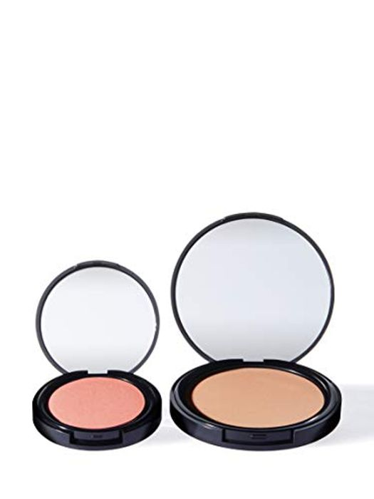 FIND - Face Kit - Sunkissed Radiance Light (Bronzer no.1 and Blush no.1)