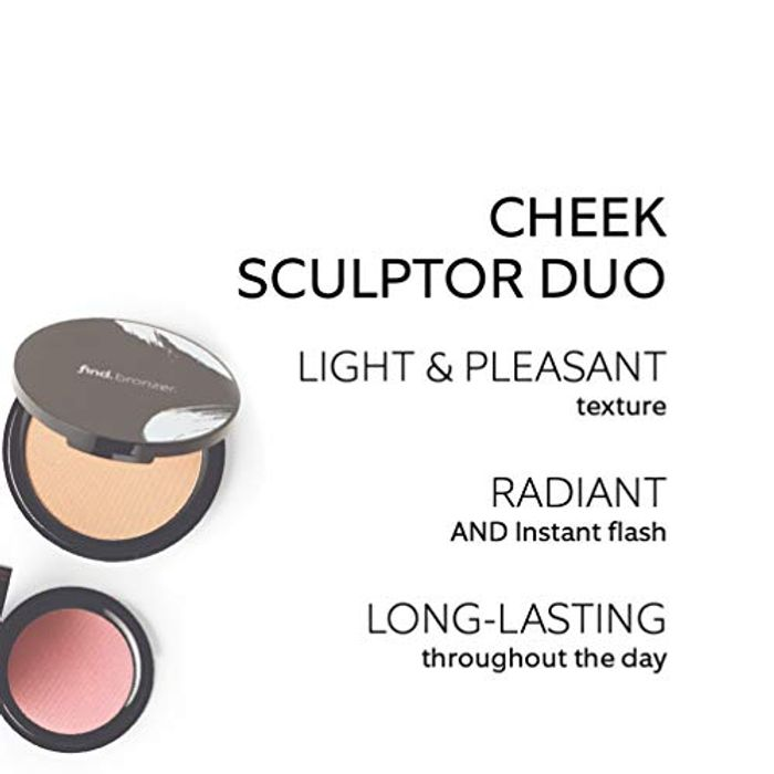 FIND - Contouring Face Kit - Cheek Sculptor