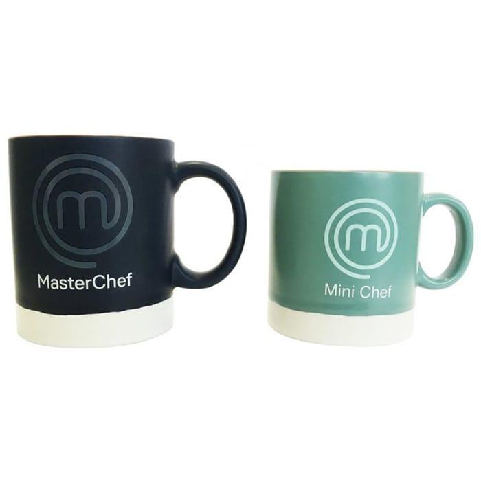 MasterChef Set of 2 Mugs at Argos