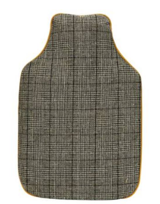 Warmers Houndstooth Hot Water Bottle Only £3