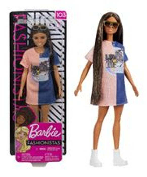 SAVE £4 - Barbie Fashionistas Doll