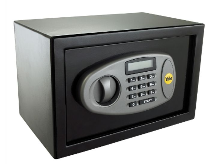 Absolute STEAL on this Yale Safe - Better Than Half Price