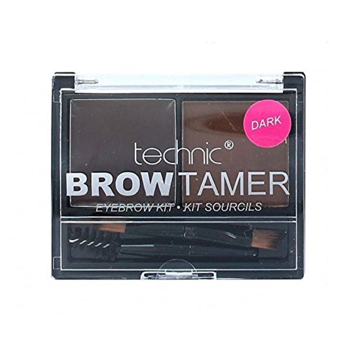 Technic Brow Tamer Eyebrow Shaping Kit-Dark Only £2.18