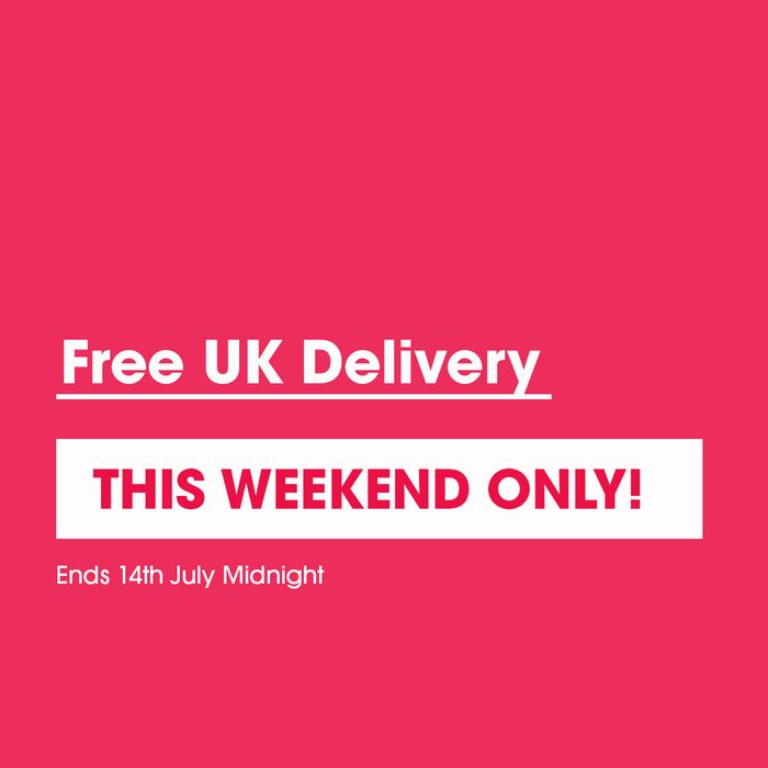 Free Delivery This Weekend Only
