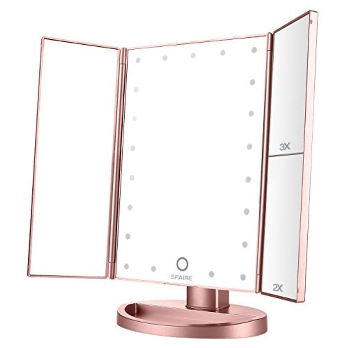 USB Charging Makeup Mirror - £20 Off