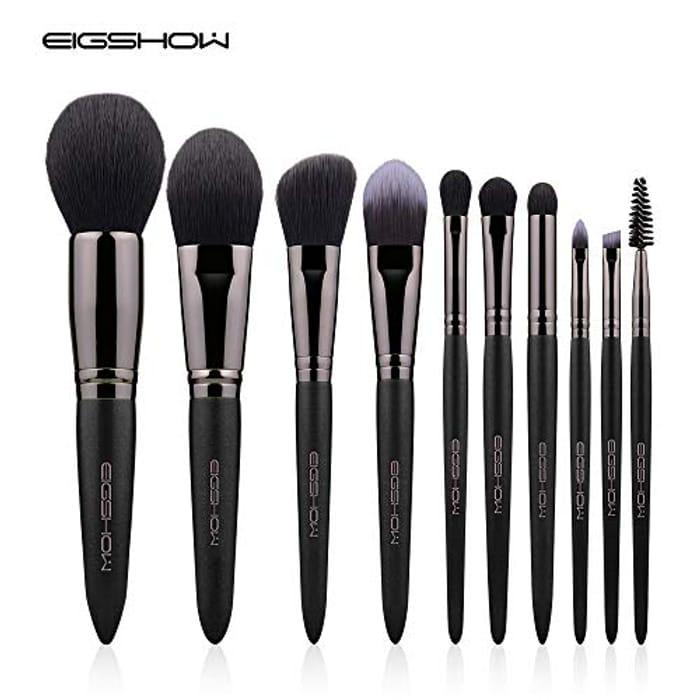 Make up Brushes Sets EIGSHOW 10pcs