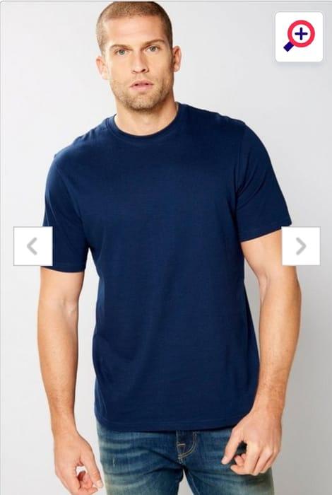 Soft Cotton Crew T-Shirt