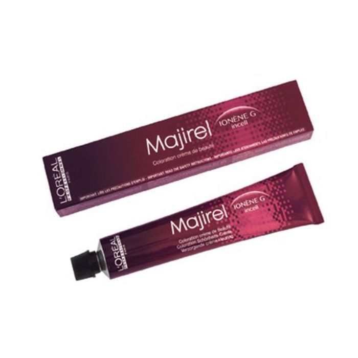 L'Oreal Majirel Permanent Hair Dye Golden Mahogany
