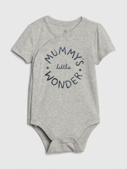 Mummy's Little Wonder Bodysuit