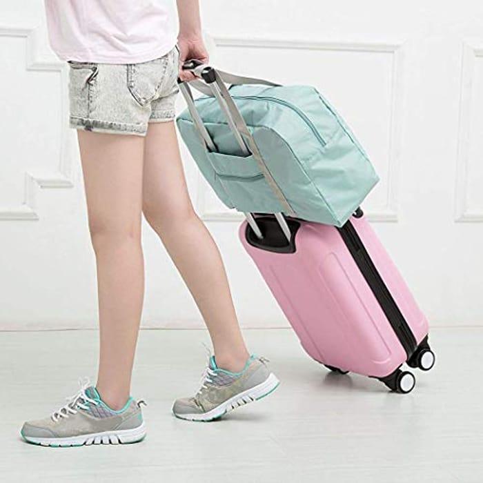 Large Capacity Waterproof Multi-Function Travel Bag