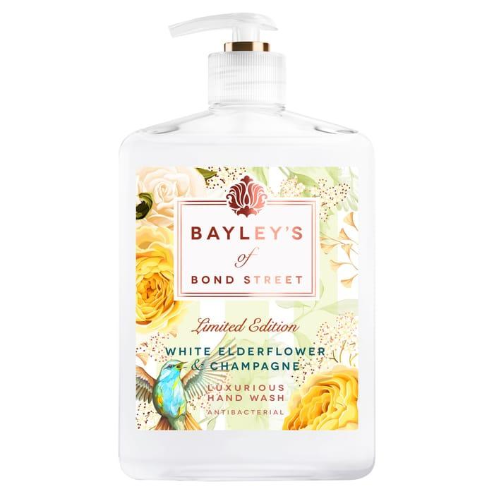 Bayley's of Bond Street Handwash Limited Edition 500Ml