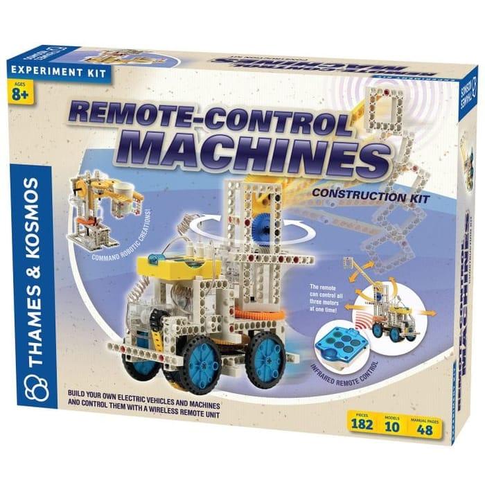 DIY Remote Control Machines