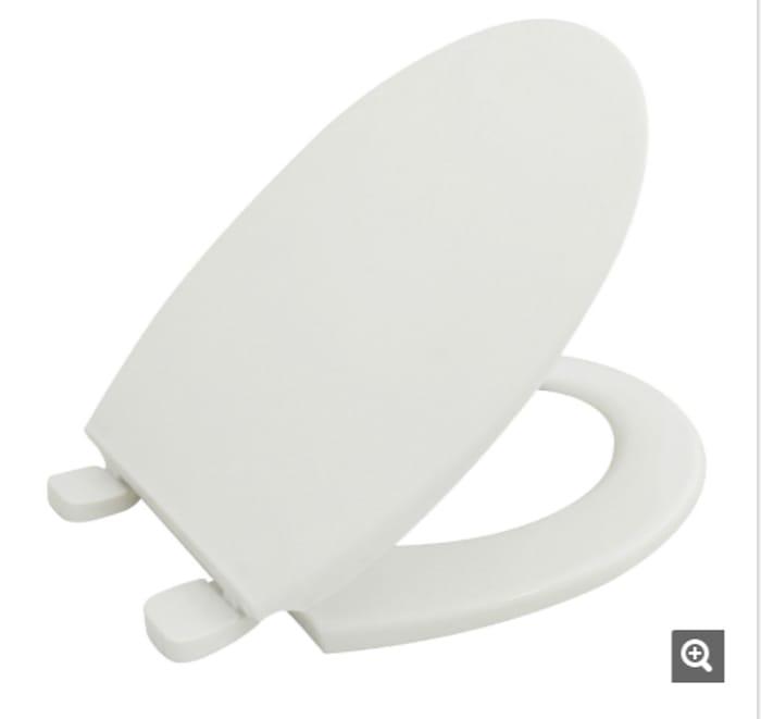 Estilo Toilet Seat - White down to £1.80