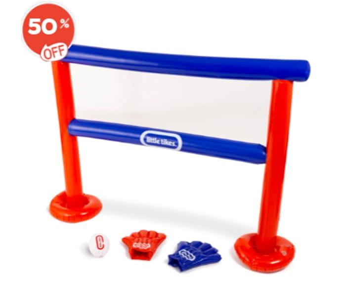 Little Tikes Volleyball Set - Half Price