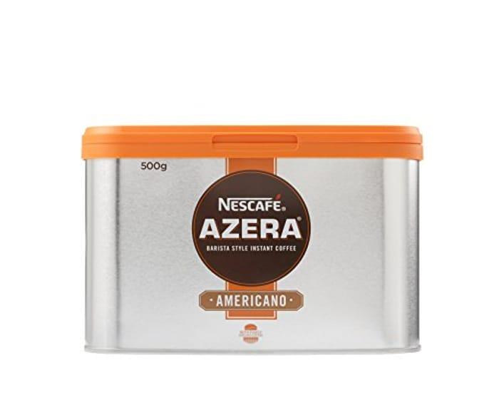 NESCAF AZERA Americano Instant Coffee Tin, 500g