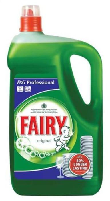 Fairy Liquid for Washing-up Original 5 Litres