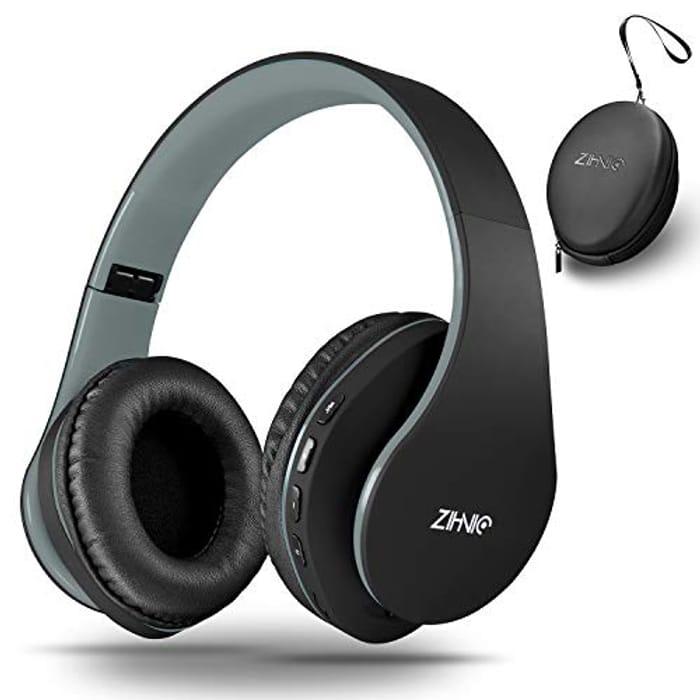 Deal Stack!! Bluetooth Wireless Headphones £4.49