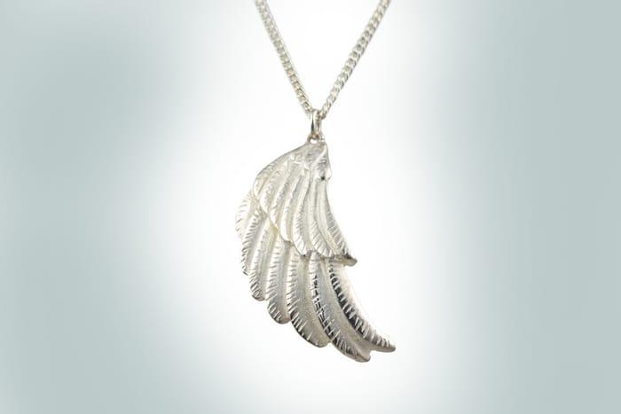 Win a Handmade Jana Reinhardt Wing Necklace