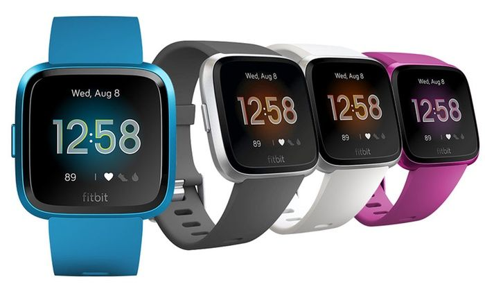 Fitbit Versa Lite Health Fitness Smartwatch Free Delivery +