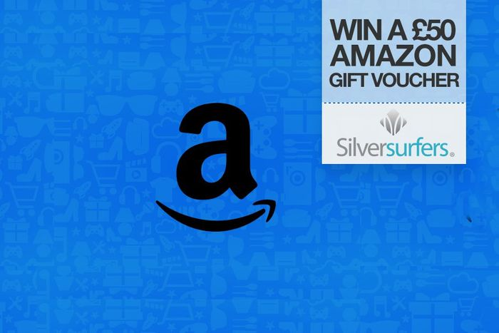 Win a £50 Amazon eVoucher!