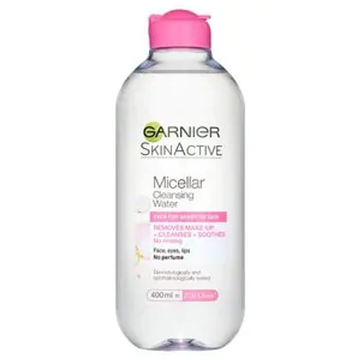 Garnier Micellar Water Sensitive Skin 400ml
