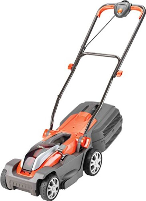 Prime Day Deal: Flymo Mighti-Mo 300 Li Cordless Battery Lawn Mower, 30 Cm