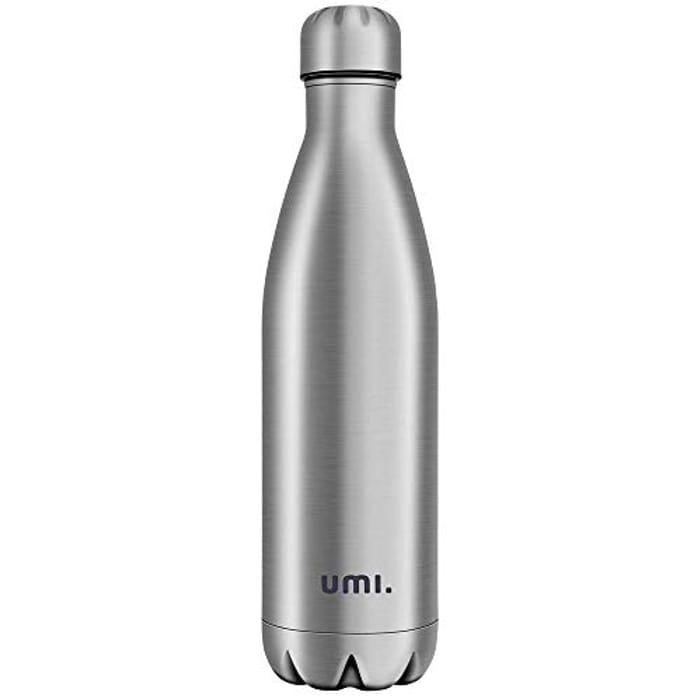 Amazon Brand: Umi. Essentials Vacuum Insulated Water Bottle - 750ml