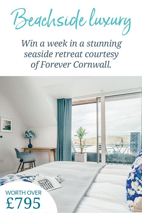 Win a Week in a Stunning Seaside Retreat Courtesy of Forever Cornwall