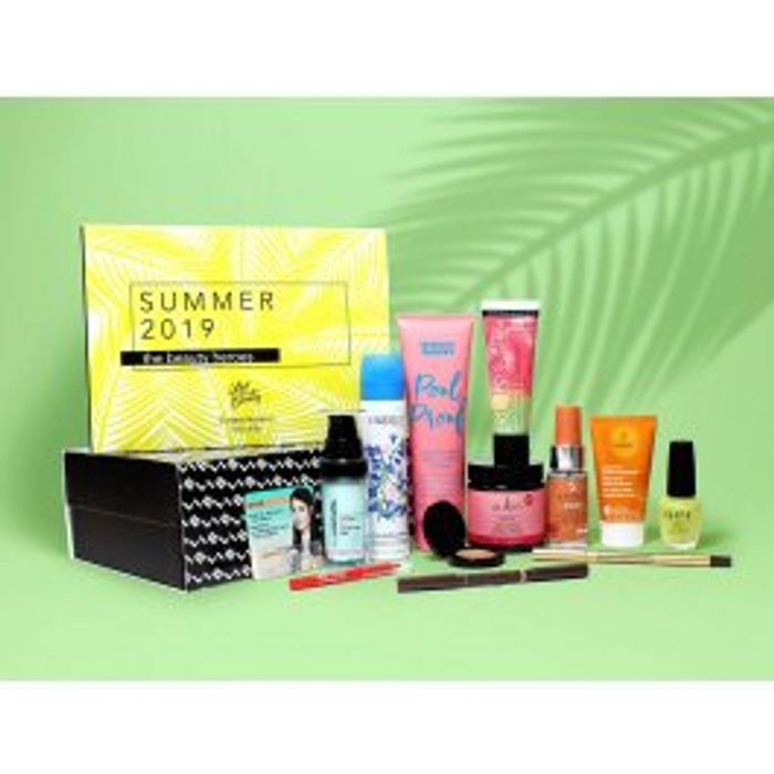 £5 off Summer '19 the Beauty Heroes Box Orders at Latest in Beauty