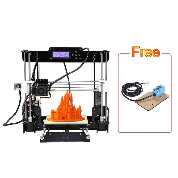 Prime Day Offer:Anet A8 High Precision 3D Printer Kits