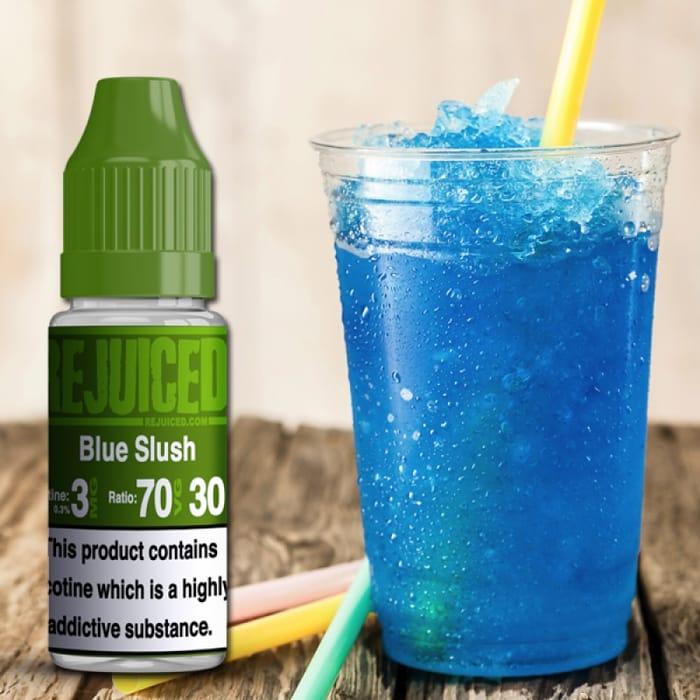 Rejuiced 10ml Blue Slush Eliquid