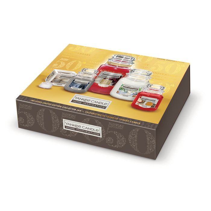 HALF PRICE - Yankee Exclusive Candle Gift Set