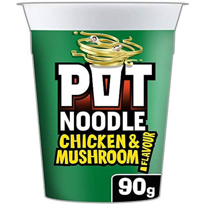 12 Pot Noodle £5.70 with Subscribe and Save