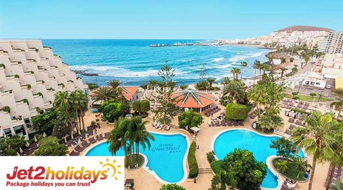 Win a 4* Getaway for Two with Jet2holidays