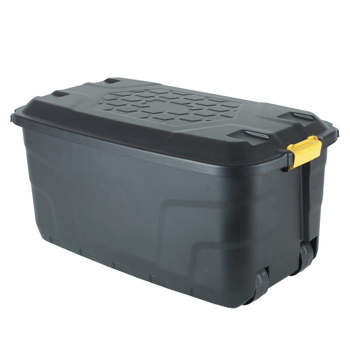 Garden Storage Trunk on Wheels NOW ONLY £5 (Further Reduction from £12)