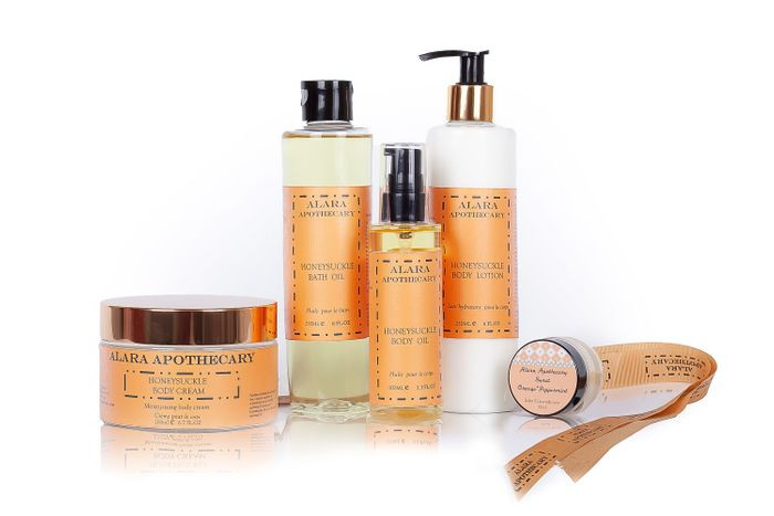 WIN Luxurious Natural Skincare from Alara Apothecary