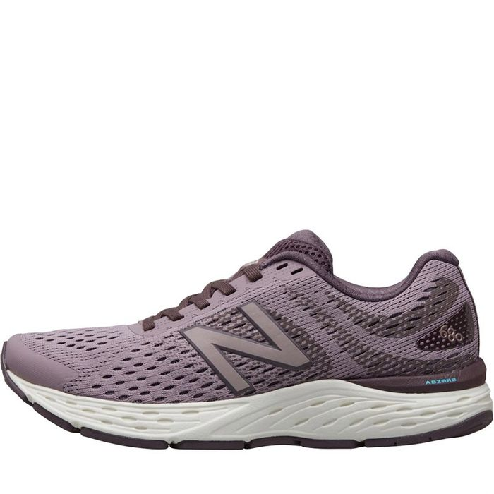New Balance Womens W680 V6 Neutral Running Shoes Sizes 3/4/5