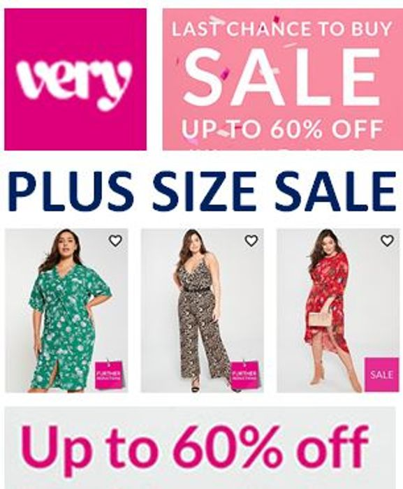 Plus Size & Curvy - Sale on at Very
