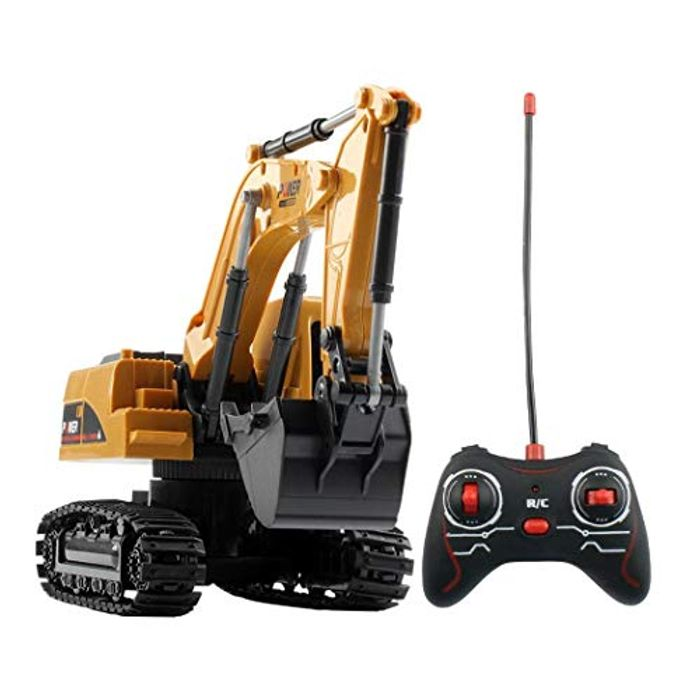 Remote Control Excavator 75% Off