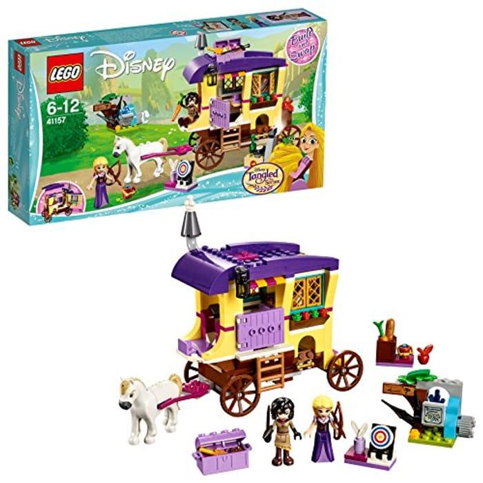 LEGO 41157 Disney Princess Rapunzel's Traveling Caravan