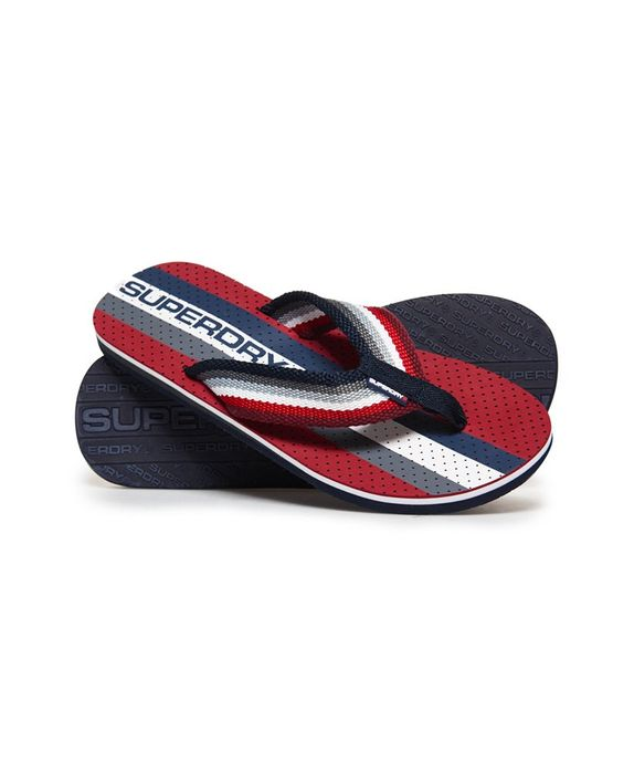 Superdry Trophy Flip Flops at Superdry UK