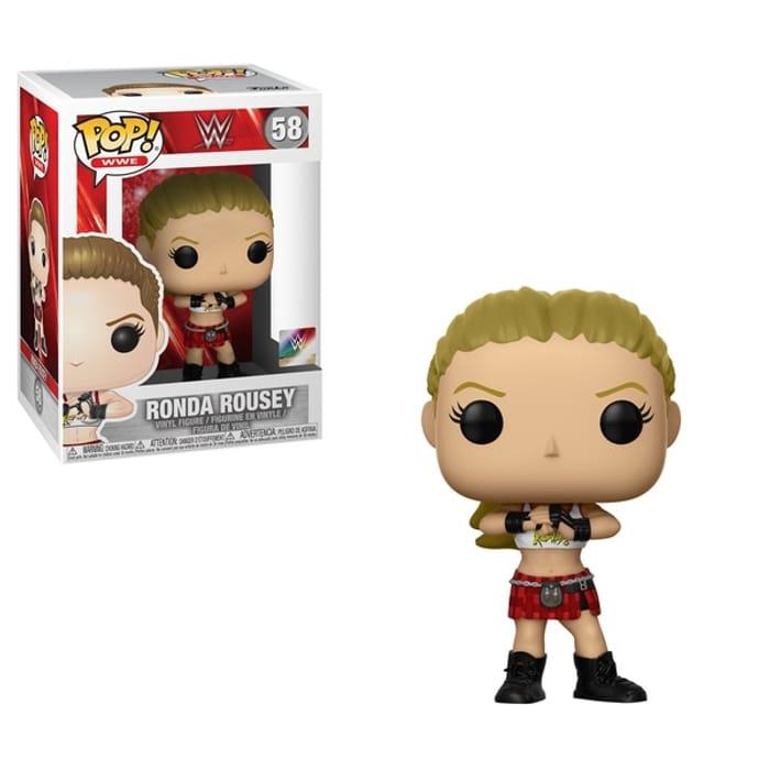 POP! Vinyl: WWE Ronda Rousey Just £3