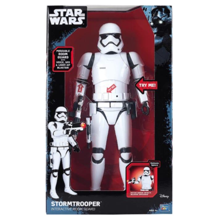 Star Wars Stormtrooper Interactive Room Guard