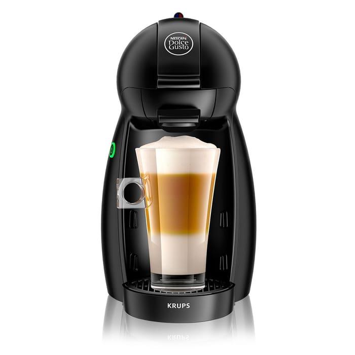 Dolce Gusto Piccolo Capsule Coffee Machine - Black